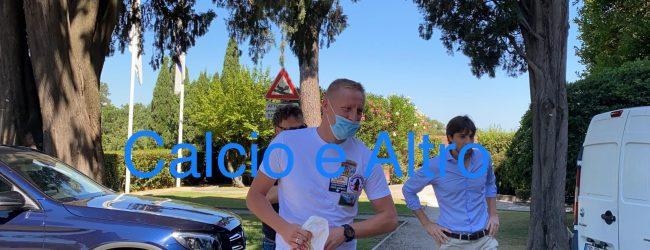 VIDEO – Benevento, visite mediche per Glik