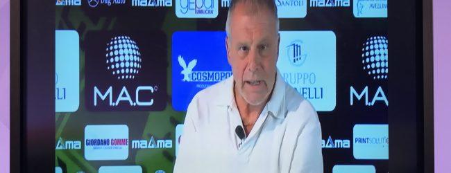 """Avellino, Braglia si presenta: """"Il nostro obiettivo è migliorarci""""."""