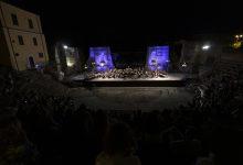 Orchestra Filarmonica di Benevento,buona la prima al Teatro Romano