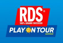 """RDS Play On Tour Summer 2020"" farà tappa a Benevento. Unica tappa in Campania"