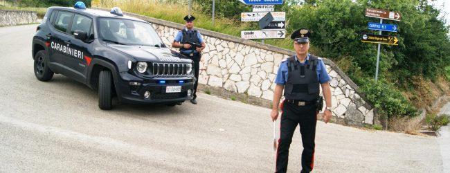 Spaccio di droga, controlli e segnalazioni dei Carabinieri