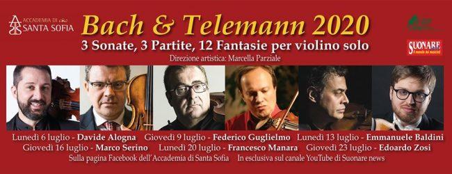 Benevento  Accademia Santa Sofia, il calendario dei concerti in streaming
