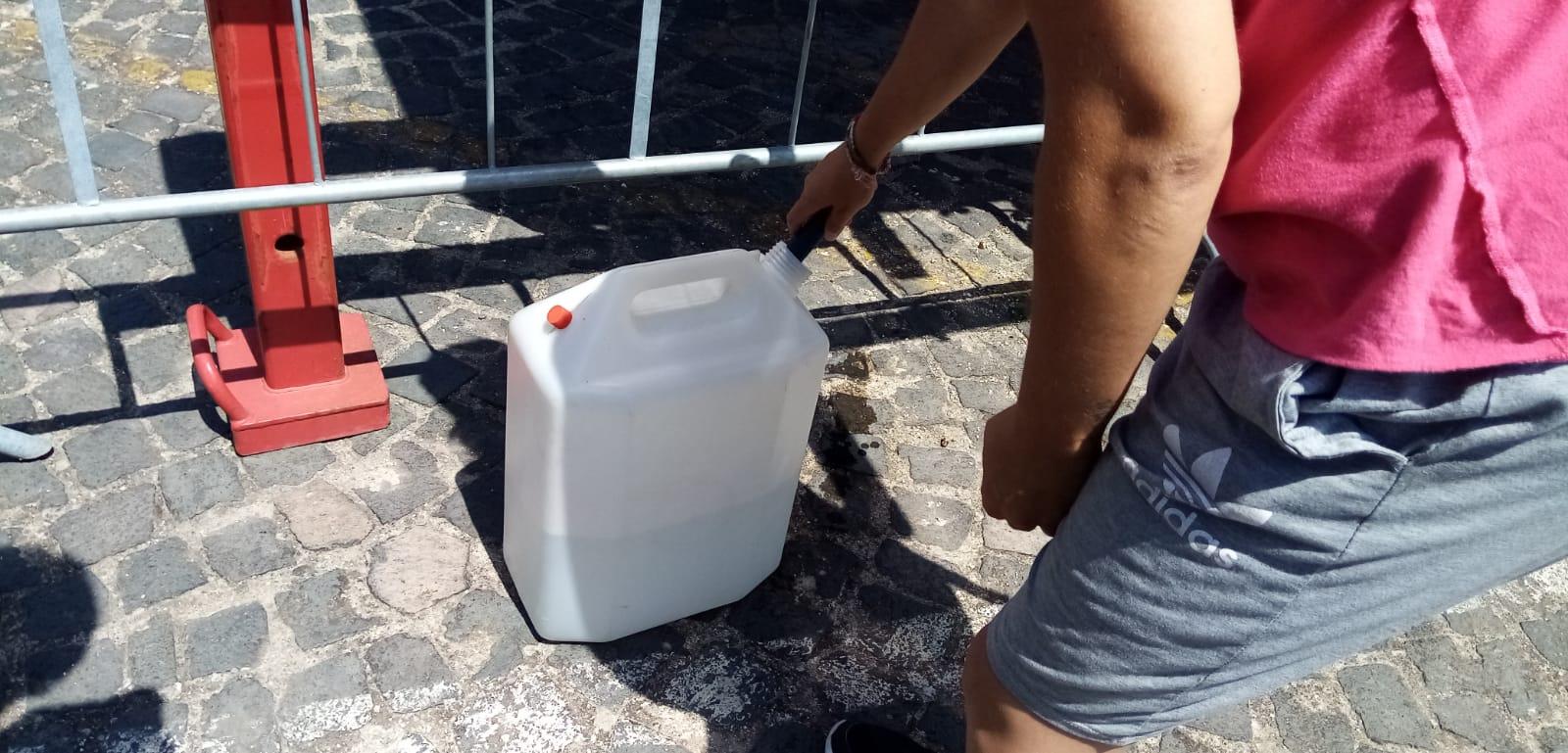 Ancora uno stop all'acqua in 30 comuni tra Sannio e Irpinia