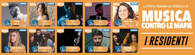 """Sound Bocs di """"Musica contro le mafie"""" selezionati i 10 artisti"""
