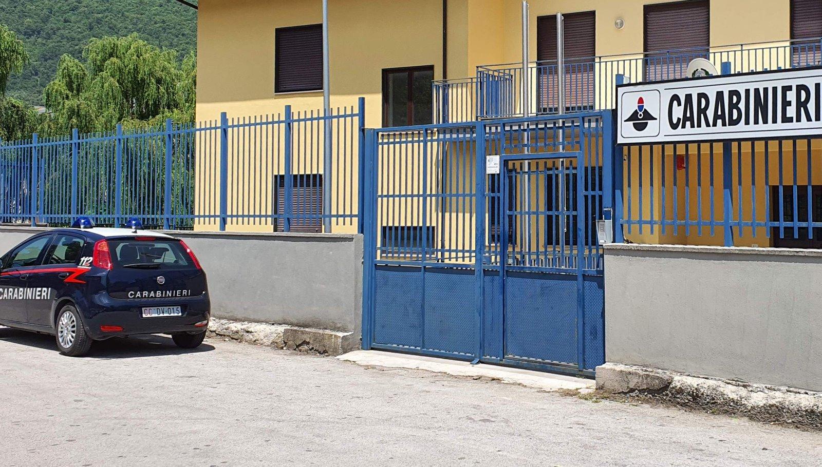 Monteforte Irpino| Carabinieri, completato il trasferimento nella nuova caserma già operativa