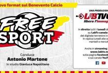 """Questa sera torna """"Freesport"""": appuntamento alle 21 su Labtv"""