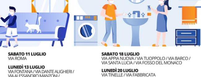 Calvi| Igienizzazione, disinfezione e sanificazione gratuita di tutte le abitazioni