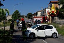 Guardia Lombardi| Drammatico scontro tra due auto in località Taverne, muore una donna