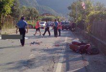 Cervinara| Terribile scontro auto e scooter: muore centauro di 53 anni