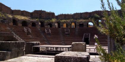 Al Teatro Romano di Benevento la conferenza stampa del 'Premio Strega'