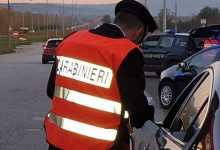 Sorpreso dai Carabinieri in possesso di eroina: scatta la segnalazione per un 40enne