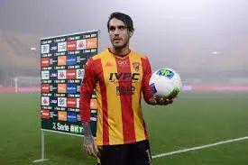 Benevento calcio, intervento riuscito per Nicolas Viola