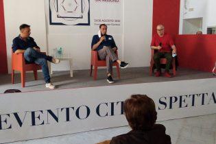 Salemme, Renzo Arbore, Gabbani, Ghali:presentato 'Benevento citta' spettacolo'