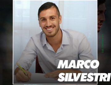 Avellino, rinnovo biennale per il centrocampista Marco Silvestri