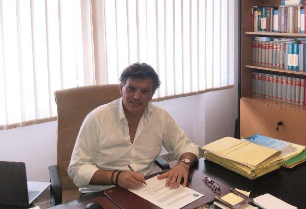 Benevento| Regionali, Raffaele Del Vecchio annuncia la sua candidatura con De Luca
