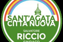"""""""Sant'Agata Città Nuova"""": Salvatore Riccio il candidato sindaco. Ufficializzato il simbolo"""