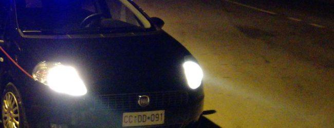 Notte movimentata ad Airola, arrestato 29enne