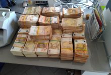 Montesarchio| Contrasto alla criminalità,sequestrati 1 milione di euro