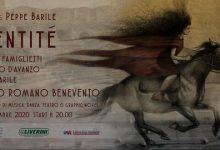 Sabato 19 settembre al Teatro Romano 'IDENTITE' ,una Favola contemporanea'