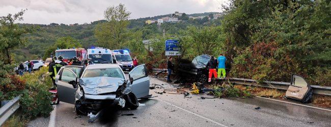 Impatto mortale a Campolattaro, muore 44enne di Casalduni