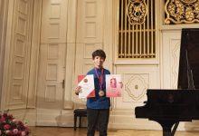 Airola  Progetto Musica AcliArteSpettacoloSannio, il giovane oboista Salvatore Ruggiero in concerto al 'Mozarteum SchwarzstraBe' di Salisburgo