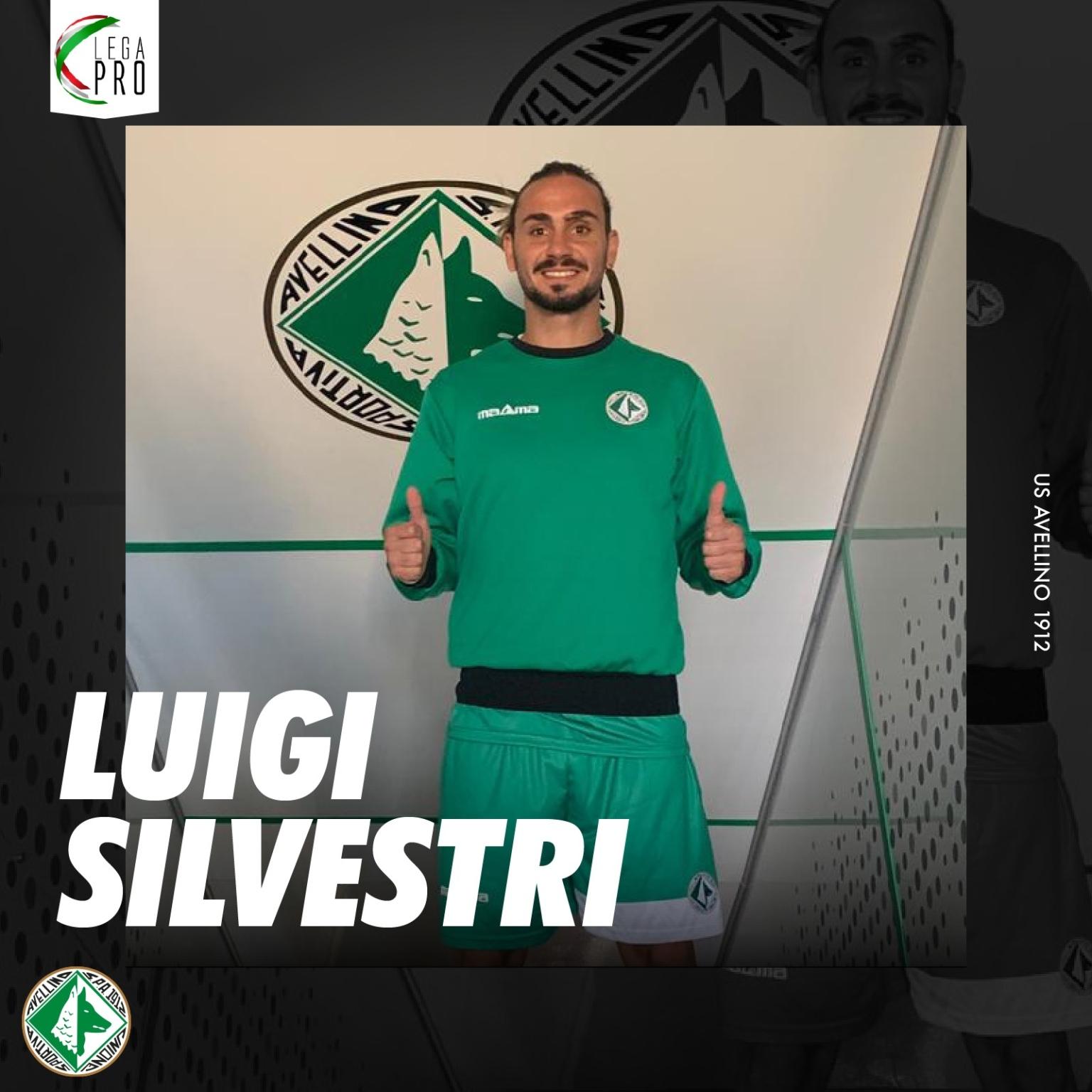 Avellino, firma il difensore Luigi Silvestri