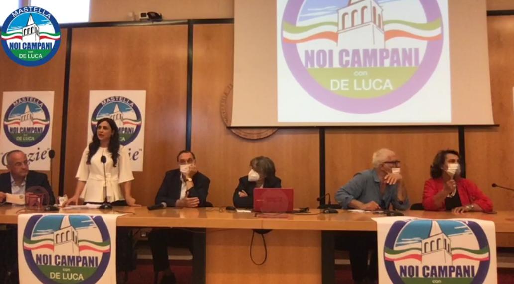 Benevento| 'Noi Campani', gli auguri alla nuova Giunta regionale e al neo eletto assessore Felice Casucci