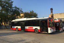 Benevento| Alla Trotta Mobility inaugurato il nuovo autobus Urbanway Hibrid
