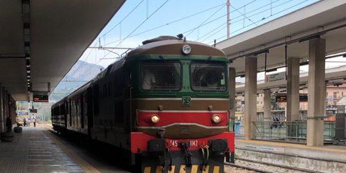 Pietrelcina| Il treno storico fa tappa nella terra di Padre Pio