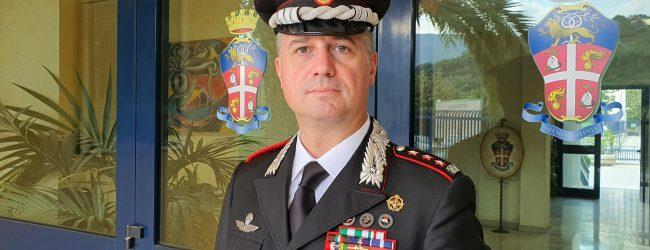 Avellino  Carabinieri, il nuovo comandante provinciale si presenta