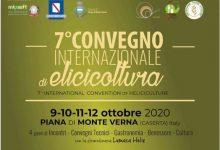 Dal 9 al 12 ottobre a Piana di Monte Verna torna il Convegno Internazionale di Elicicoltura