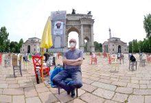 Covid, Coldiretti: ristoranti in piazza con vendite dimezzate (-4)