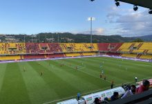 Benevento-Napoli: 1-2. Strega per un soffio. Botta e risposta dei fratelli Insigne. Petagna firma il successo