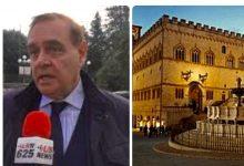 """Il sindaco di Perugia chiede a Mastella """"le più sollecite scuse"""" alla città e ai perugini"""