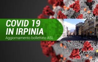 Covid-19, in Irpinia 10 nuovi casi su 745 tamponi esaminati