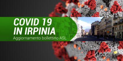 Covid-19, in Irpinia altri 76 positivi: 13 casi ad Avellino e 10 ad Atripalda