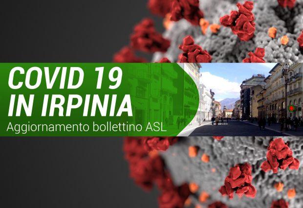 Covid-19 in Irpinia, 40 nuovi contagi: il tasso di positività scende al 5,15%