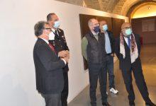 Benevento| Arcos, inaugurata la mostra di Franco Marrocco 'Le stanze di Iside'