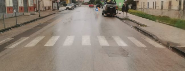 Benevento| Asia, avviata questa mattina la sanificazione delle strade cittadine