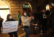 """""""Aiuti concreti per le nostre attività"""": gli esercenti sanniti scendono in piazza [FOTO]"""