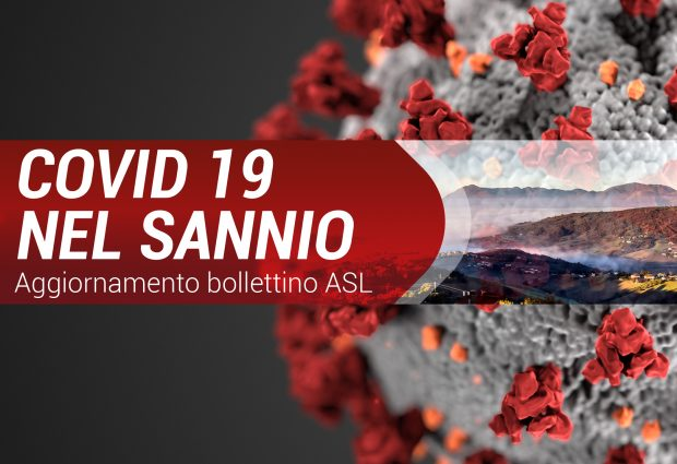 Covid, nel Sannio 74 nuovi contagi e 22 guariti: gli attuali positivi sono 662