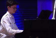 Benevento| Giovanni Mascia, a 17 anni il più giovane Maestro di pianoforte
