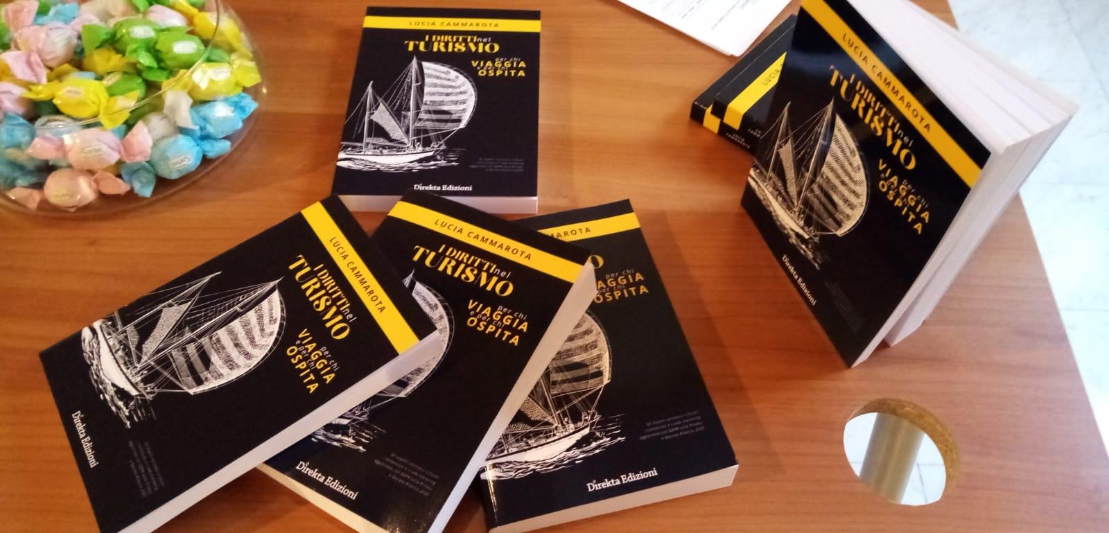 Benevento| 360 pagine dei 'Diritti del Turismo' a cura del Magistrato Cammarota