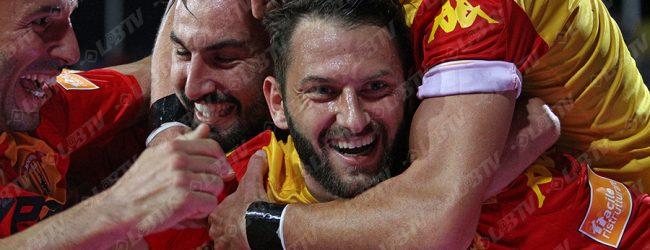 Benevento, operazione last-minute Kragl. Frenata Del Pinto