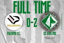 L'Avellino convince in Sicilia: il Palermo va k.o.