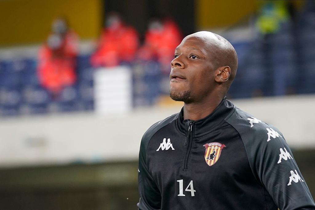 Benevento, la nota ufficiale del club su Dabo