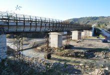 Ponte sull'Ufita, riaperto al traffico entro dicembre