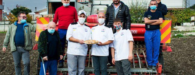 Grottaminarda| Nasce la farina 100% Irpina, Sorbillo: per la nostra pizza materia prima che fa la differenza
