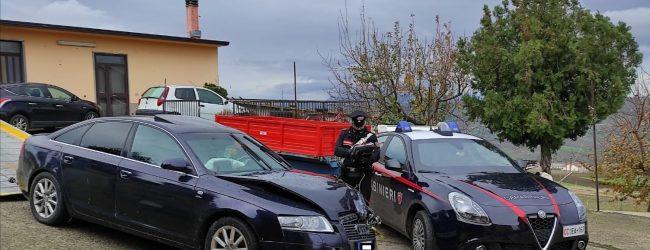 San Bartolomeo in Galdo| Furto in un supermercato, i Carabinieri recuperano una parte della refurtiva