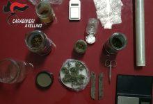 Serino| Nascondeva hashish e marijuana in casa, 36enne in manette